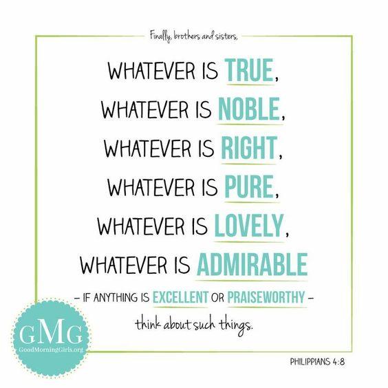 Be mature bible verses