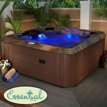 Costco: Essential Hot Tubs™ LSLX562 56-jet 5-seat Spa