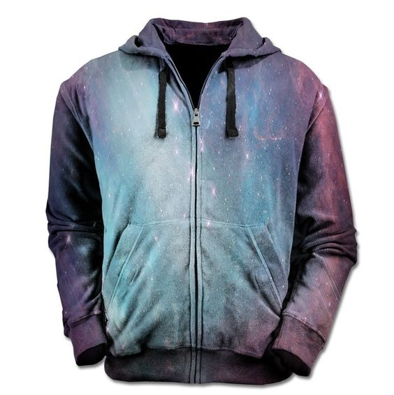 Image of The Galaxy Zip Up
