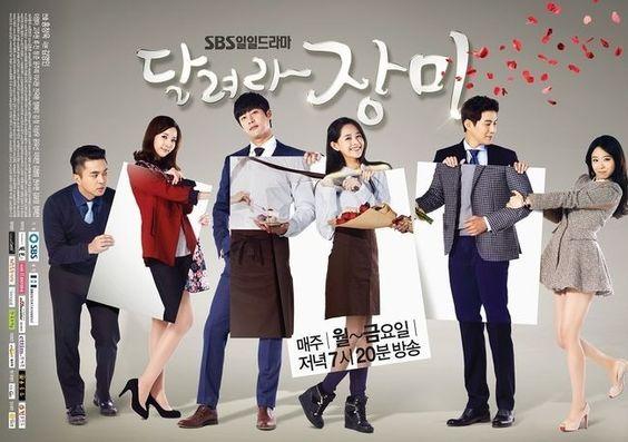Phim Hàn Quốc: Đừng quên hoa hồng