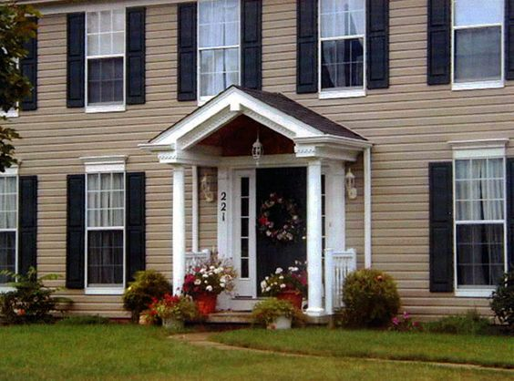 Front porch designs front porch front porch gable Front porch ideas