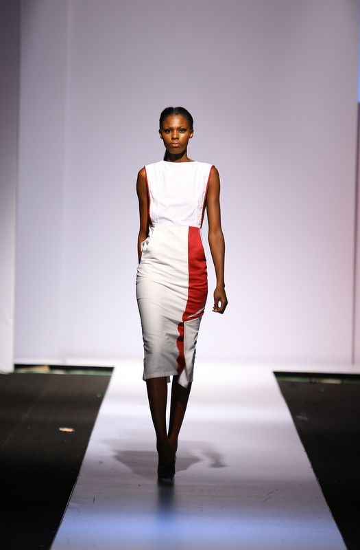 Guaranty Trust Bank Lagos Fashion & Design Week | GTBLFDW 2014 Day 1: Micheal Shumaker