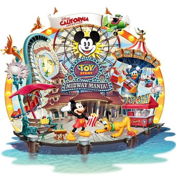 Disney's California Adventure - Click to enlarge