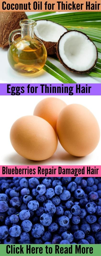 How to naturally get thicker hair following these simple tips