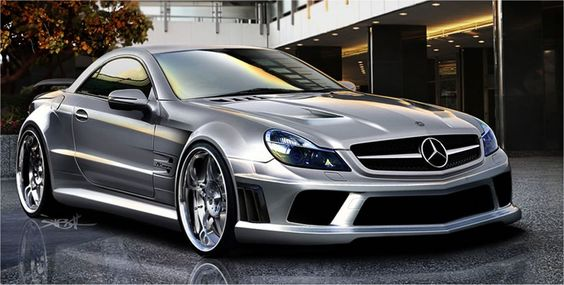 ☆ Oh Lord want you buy me a Mercedes Benz… :-) ☆