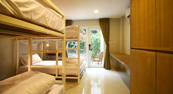CHERN Hostel , Banguecoque, Tailândia - Melhor Hostel Banguecoque