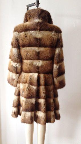 Vintage Canadian Fur Jacket // Tuck it at BIBANDTUCK.COM