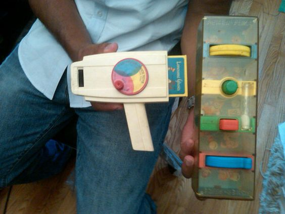 Remember this? Forgot what it was called? But...i had many cartridges, there was a projector version as well.