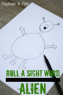 A favorite childhood dice game turned into a fun way to practice sight words. Includes a free printable.