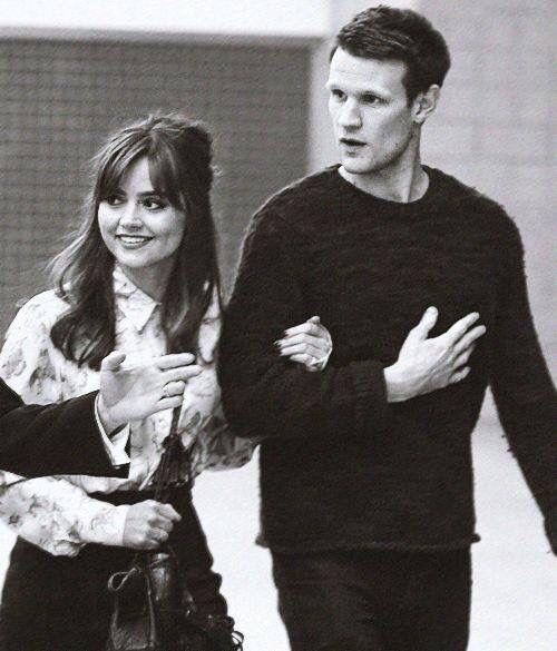 Jenna & Matt! Aww!