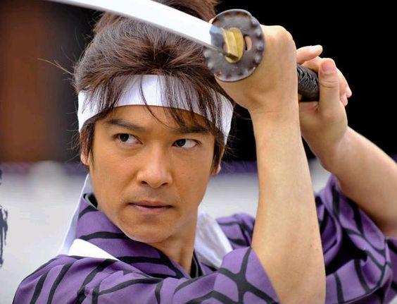 堺雅人の刀