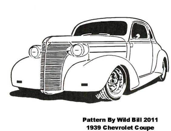 Black Book Car >> Coupe, Scroll saw and Transportation on Pinterest