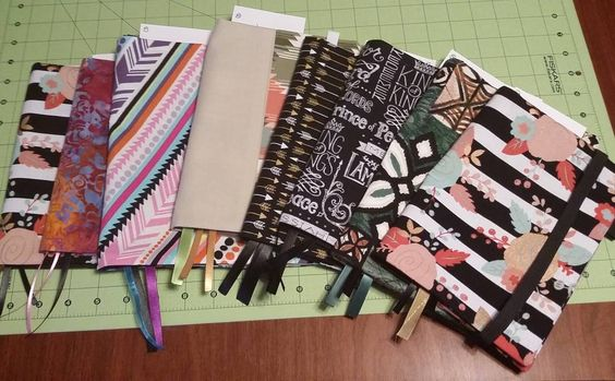 That's a lot of Bible covers getting mailed out tomorrow!  #etsy #etsyshop #handmade #madeinoklahoma #shophandmade #shoplocalokc #biblejournaling #biblejournalingcommunity #illustratedfaith #biblestudy #biblecover #customorder #custommade #blackkittyorangecat #journalingbible #journalingbiblecommunity #illustratedfaithcommunity #bible #bibleart http://ift.tt/1KAavV3
