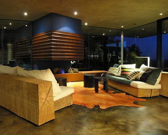 Unique Residence by Designer Ron Mann | Interior Design Files ...