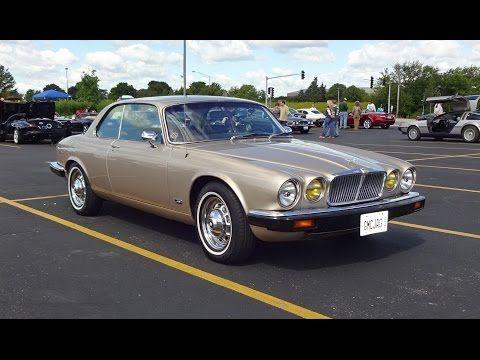 1976 Jaguar Xj 2 Door Pillarless Coupe In Gold Paint Start Up On My Car Story With Lou Costabile Youtube Jaguar Xj Jaguar Gold Car