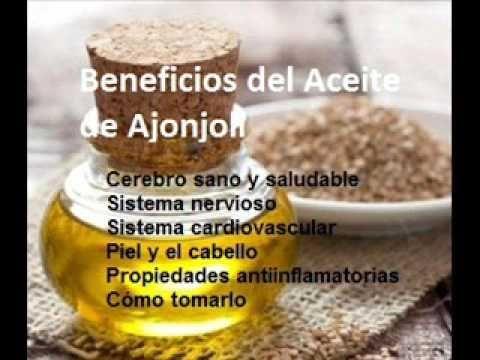 Pin De Natali Pan En Aceites Aceite De Ajonjolí Ajonjoli Beneficios Recetas Deliciosas