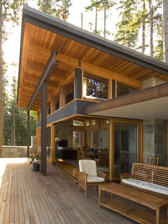 Contemporary Hip Roof Design, Pictures, Remodel, Decor and Ideas - page 18; we could do this in a remodel