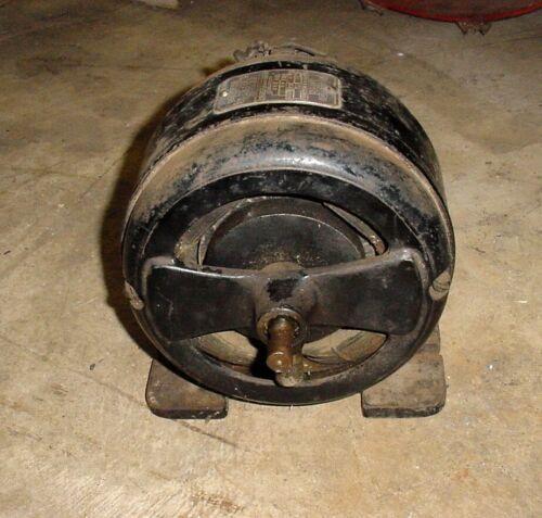 General Electric Antique Moteur Electrique 110 V Moteur A Induction Electric Motor General Electric Electricity