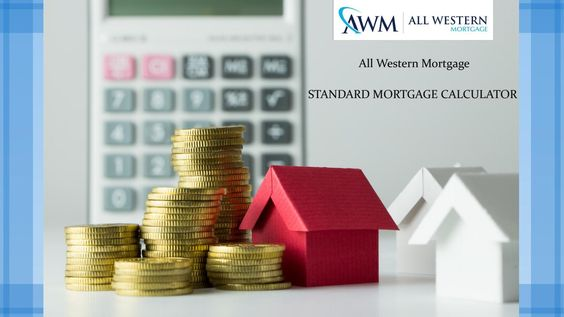 Standard mortgage calculator - auto payment calculator