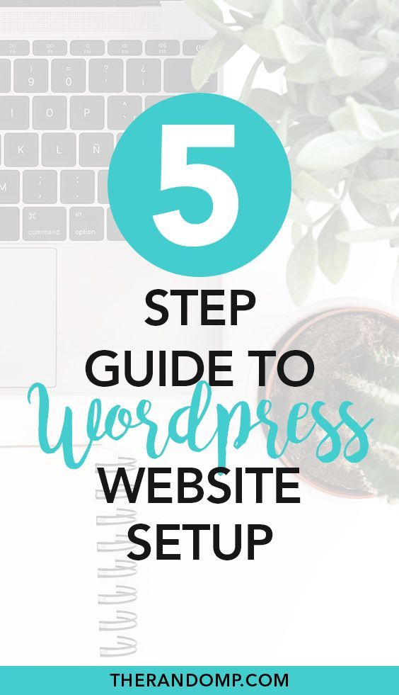 Incredibly Simple 5 Step Guide To Starting A Website With Siteground Wordpress Learn Wordpress Wordpress Website Design Blog Writing