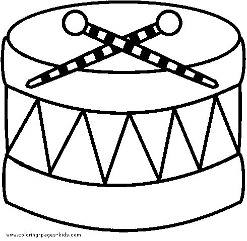 Drum Music Taa Quot ط Quot Tabil Drum طبل Arabic Alphabets Drum Coloring Page