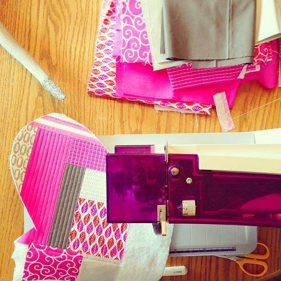 @canoercreations morning sewing// #berninausa
