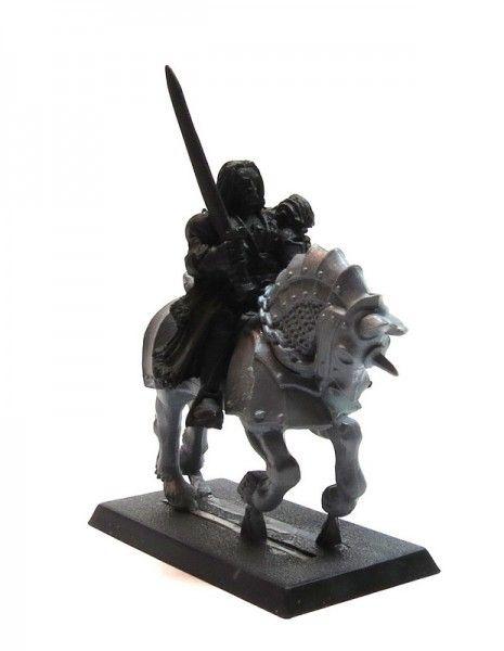 Ein berittener Kurfürst für das Imperium aus Metall
