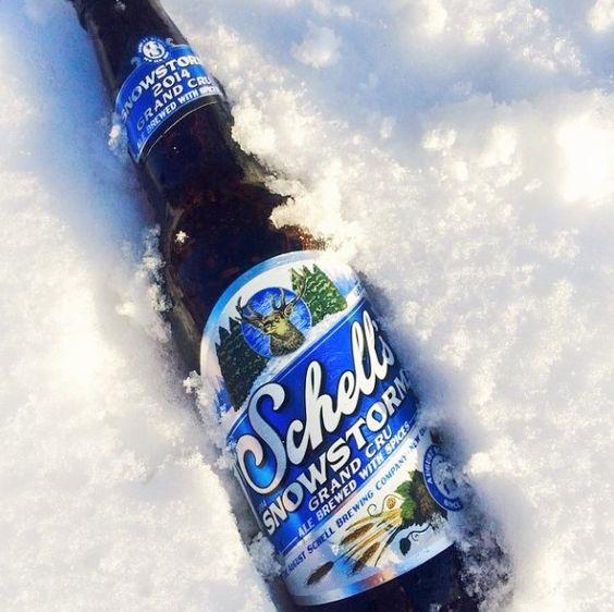 Schell's Snowstorm
