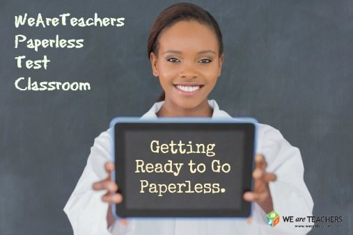 Paperless Classroom Project: Planning to Go Paperless