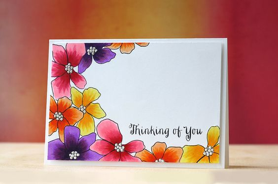 Gorgeous card created by Laura Bassen using Simon Says Stamp Exclusives.: