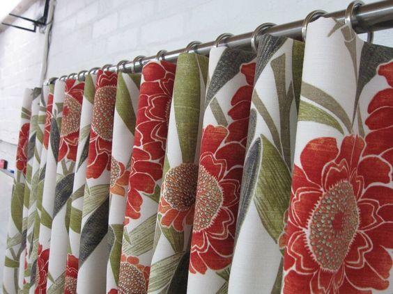 Pin hook heading by Denton Drapes. | Curtains and drapes ...
