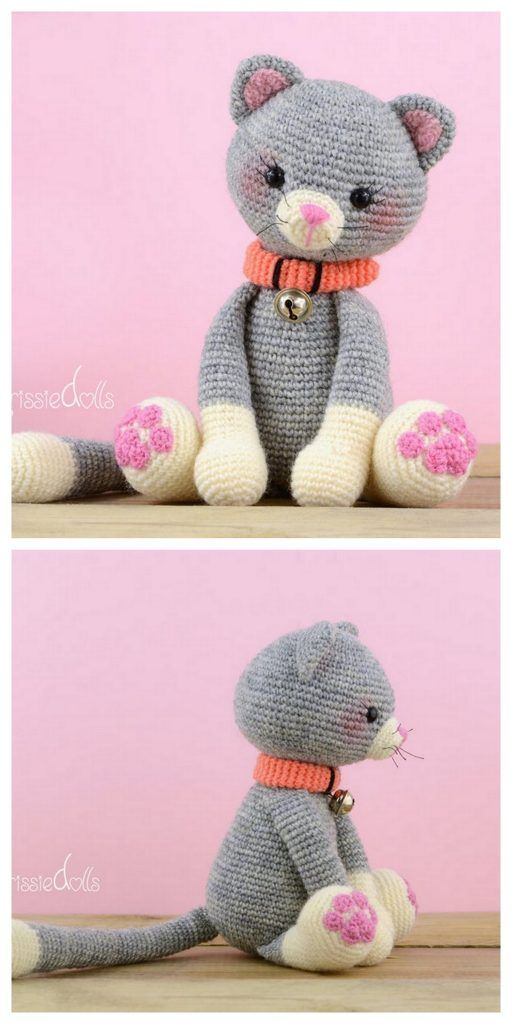 Cat Crochet Patterns You'll Love To Try | The WHOot | 1024x512
