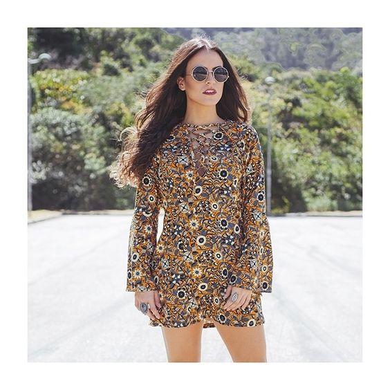 3 vezes amor! { uma estampa - 3 cores para você se apaixonar! }  #fashion #love #moda #itgirl #bohostyle #shoponline #NomadSoul  #lojabySiS  www.lojabysis.com.br