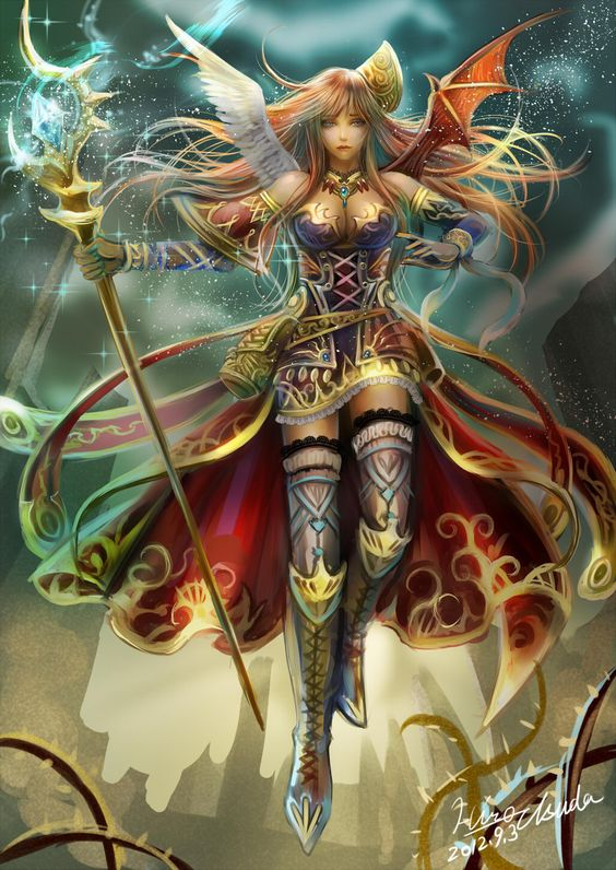 Best 20 demonios estilo anime images on Pinterest | Anime ...