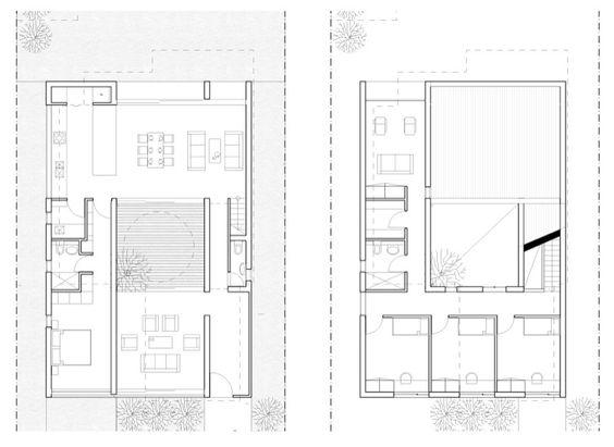 Courtyard House II