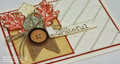 The Stampin' Schach: Gently Falling for Pals Paper Arts