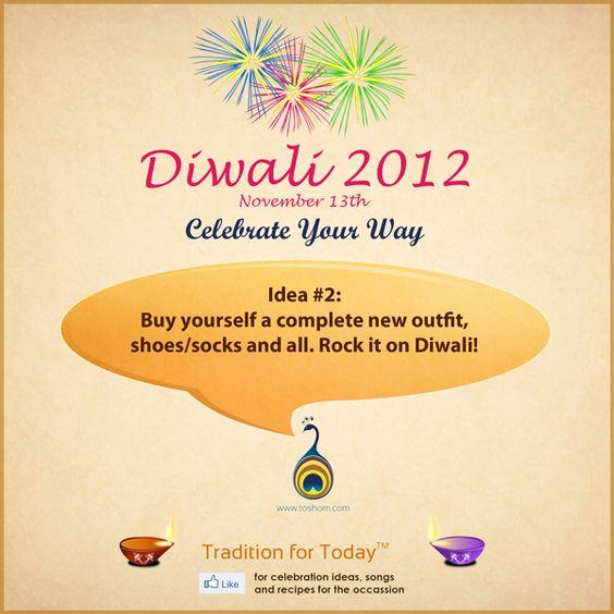 Diwali 2012 | Celebration Idea #2