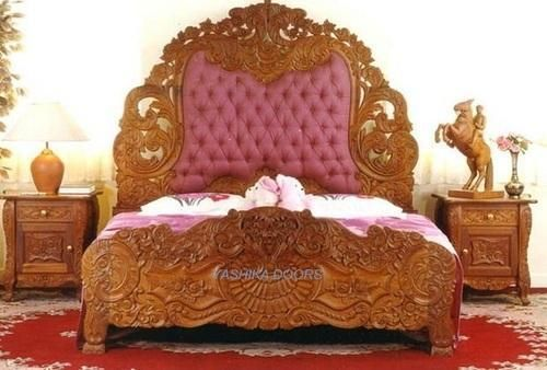 Wooden Bed Wooden Bed Maharaja Manufacturer Exporter From Thanjavur Wooden Bed Wood Bed Design Wood Beds