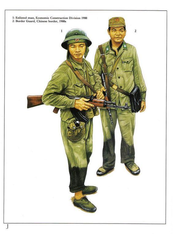 REDS.VN - Chân dung tuyệt đẹp của bộ đội Cụ Hồ qua nét vẽ hoạ sĩ Mỹ