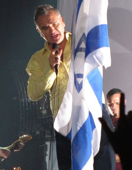 BDTN.: Morrissey another with dirty secrets being blackmailed by Zionist Israel