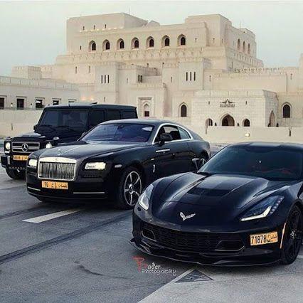 Corvette? Rolls Royce? Or the Mercedes?