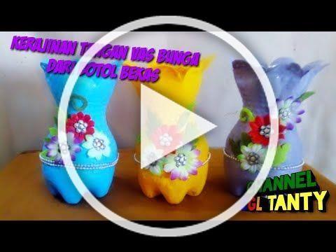 Ide Kreatif Dari Botol Plastik Bekas
