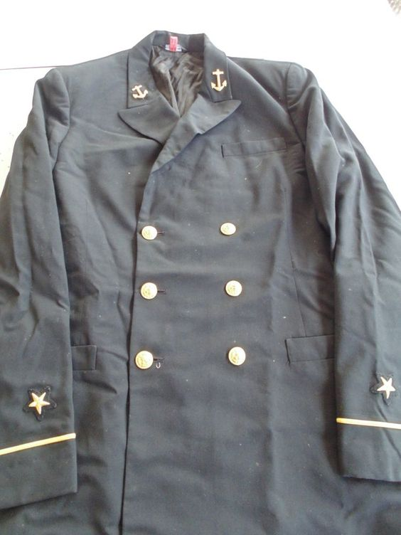 US NAVY USNA NAVAL ACADEMY 1ST YEAR OFFICER WINTER DRESS BLUE ...