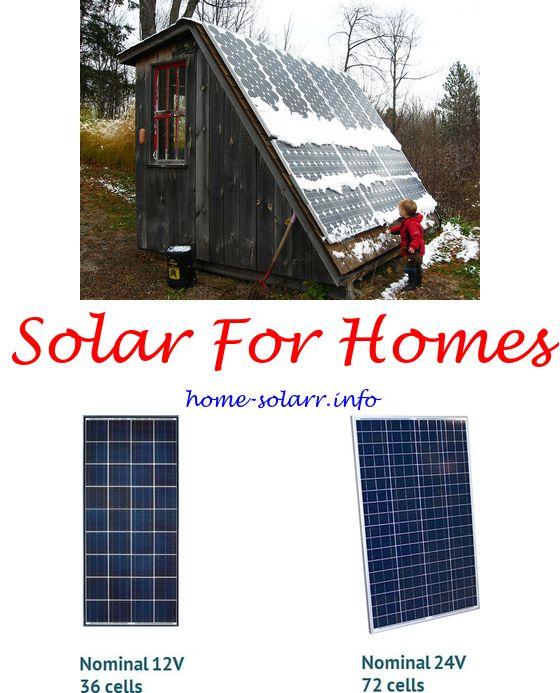 How To Install Solar Power System Solar Panels Roof Solar Power House Solar House Plans