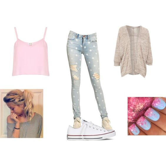 """Being a Girl"" by ketiablanc on Polyvore"