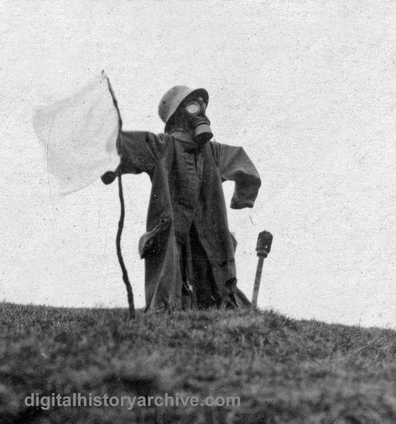 scarecrow deutsch