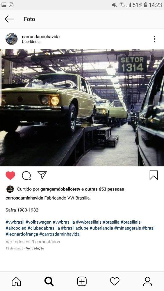 Pin De Jvff Em Carros Antigos Brasileiros Com Imagens Vw