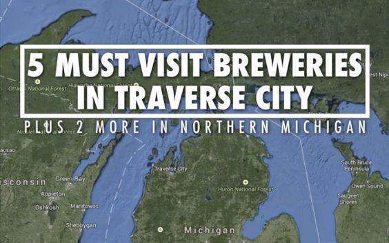 Traverse City Breweries