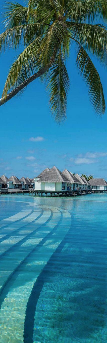 Four Seasons Resort, Maldives #BastienGchr