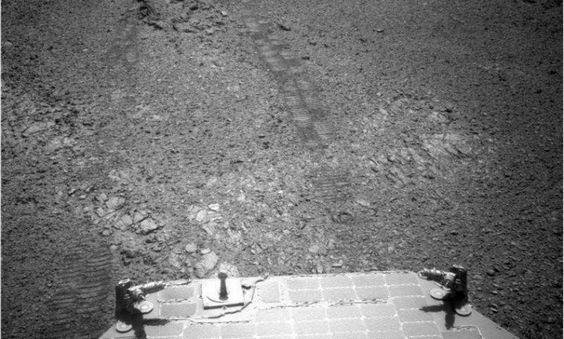 """""""Opportunity nous offre un nouveau panorama de la Perseverance valley sur Mars"""""""